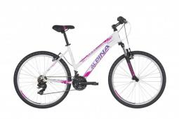 Alpina Eco LM10 White-pink női MTB 26