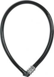 ABUS 1100/55 fekete kábelzár 2020