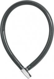 ABUS 650/65 fekete kerékpár kábel zár 2020