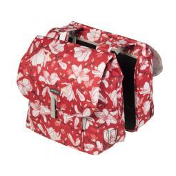 Basil Magnolia Double Bag csomagtartótáska 2020