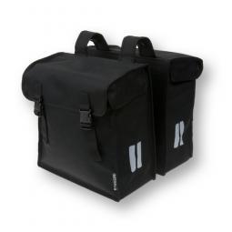 Basil Mara XXL Double Bag csomagtartótáska 2020
