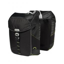 Basil Miles Double Bag csomagtartótáska 2020