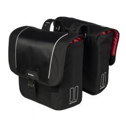 Basil Sport Design Double Bag csomagtartótáska 2020