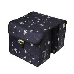 Basil Stardust Double Bag dupla csomagtartótáska 2020