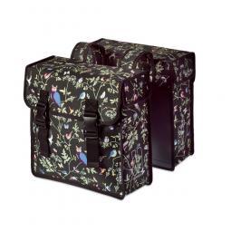 Basil Wanderlust Double Bag csomagtartótáska 2020
