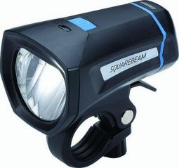BBB Squarebeam 30LUX (BLS-101K) kerékpár első lámpa 2020