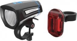 BBB Squarecombo (BLS-102) kerékpár lámpa szett 2020
