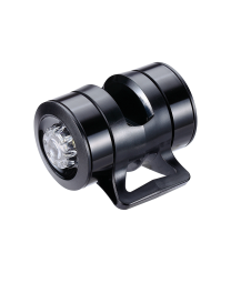 BBB SpyCombo (BLS-123) első + hátsó mini lámpa szett sisak rögzítéssel 2020
