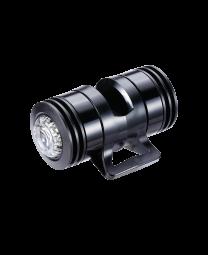 BBB SpyCombo USB (BLS-127) akkumulátoros kerékpár első + hátsó mini lámpa szett sisak rögzítéssel 2020