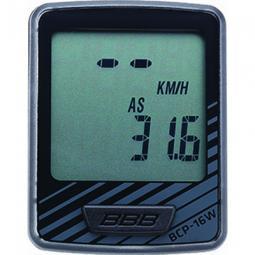 BBB Dashboard (BCP-16W) kerékpár kilométeróra 2020