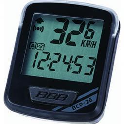BBB Nanoboard (BCP-26) kerékpár kilométeróra 2020