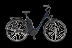Winora Sinus Tria N7f monotube kék túratrekking e-bike 2020