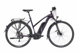 Gepida Alboin 1000 Alivio 9 Lady Padlizsán Túratrekking E-bike 2020