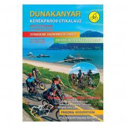 Frigoria Dunakanyar kerékpáros útikalauz 2017