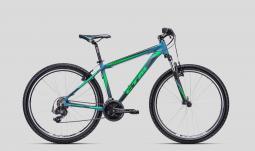 CTM Rein 1.0 kék-zöld MTB 27,5