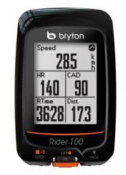 Bryton Rider 100E GPS csak kerékpár kilométeróra 2020