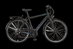 Winora Domingo 21 fekete túratrekking kerékpár 2020