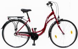 Csepel Velence 28/19 N3 17 városi kerékpár 2017