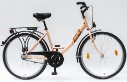 Csepel Budapest A 26/17 GR városi kerékpár 2019
