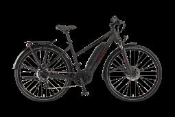 Winora Yucatan 8 Trapeze fekete túratrekking e-bike 2020