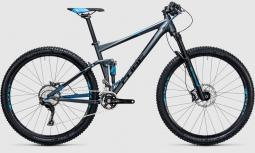 CUBE Stereo 120 HPA Race 29  2017