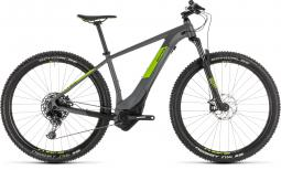 Cube Reaction Hybrid Eagle 500 E-bike 2019