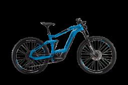Haibike XDURO AllMtn 3.0 Kék MTB Fully 29