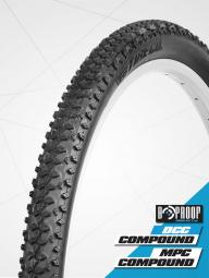 Vee Tire 54-559 26x2,10 VRB 350 GALAXY Multiple Purpose Compound, SBK, drótos, 26 coll MTB külső gumi  defektvédelemmel 2020
