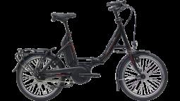 Hercules Rob Fold F8 400 W összecsukható e-bike 2019