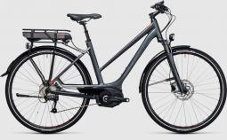 CUBE Touring Hybrid Pro 500 woman  2017