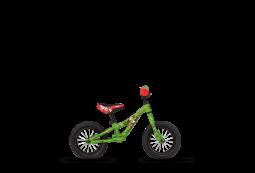 Ghost Powerkiddy AL 12 zöld futóbicikli 2018