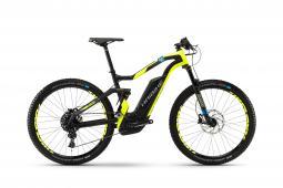Haibike XDURO FullSeven Carbon 8.0 Pedelec Kerékpár 2018