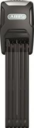 ABUS 6000A/90 Bordo SH fekete hajtogatható zár 2018