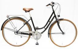 Csepel Weiss Manfréd 28/19 N3 női városi kerékpár 2017