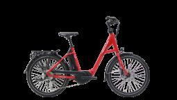 Hercules Futura Compact 8 kis méretű e-bike 2019