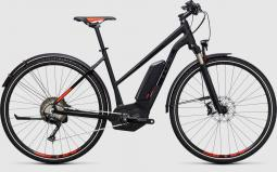 CUBE Cross Hybrid SL Allroad 500 Woman  2017