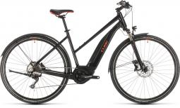 Cube Cross Hybrid EXC 500 Allroad fekete női cross trekking e-bike 2020