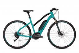 Ghost Hybrid Square Cross B1.8 Lady Cross Trekking E-bike   2019