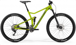 Merida One-Twenty 9.XT MTB Fully 29