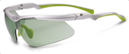 Merida 0838 fényes fehér/zöld fix lencsés szemüveg 2018