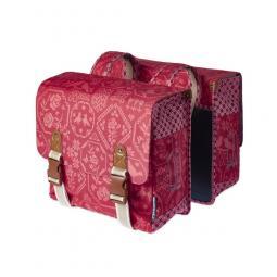 Basil Boheme Double Bag csomagtartótáska 2020
