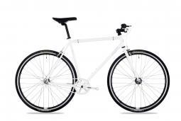 Csepel Royal 3* 17 fehér fixi kerékpár 2020