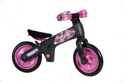 Bellelli B-Bip fekete-pink futóbicikli 2018