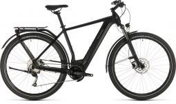 Cube Kathmandu Hybrid One 500 fekete túratrekking e-bike 2020