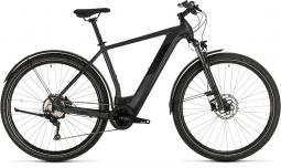 Cube Cross Hybrid Pro 500 Allroad sötétszürke cross trekking e-bike 2020