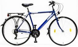 Csepel Landrider 28 21SP férfi kék túratrekking kerékpár 2020