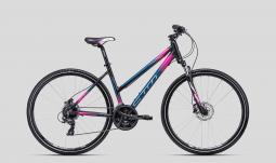 CTM Maxima 3.0 női cross trekking kerékpár 2020