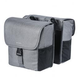 Basil Go Double Bag csomagtartótáska 2020