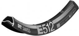 DT Swiss E 512 Disc 27.5 32h fekete felni 2018