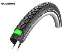 Schwalbe 20X1.75 Marathon Perf HS420 Greeng End Ref TW 640 g 20 coll külső gumi 2020